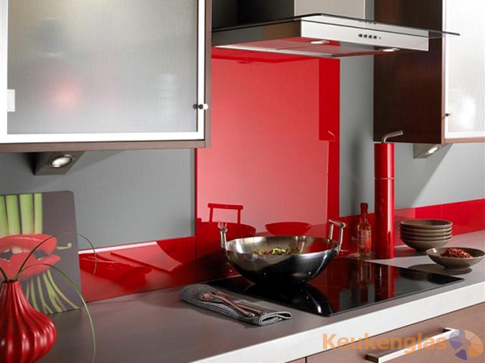 Glazen Achterwand Keuken Prijs : Pumpink com Woonkamer Aan De Muur Groene