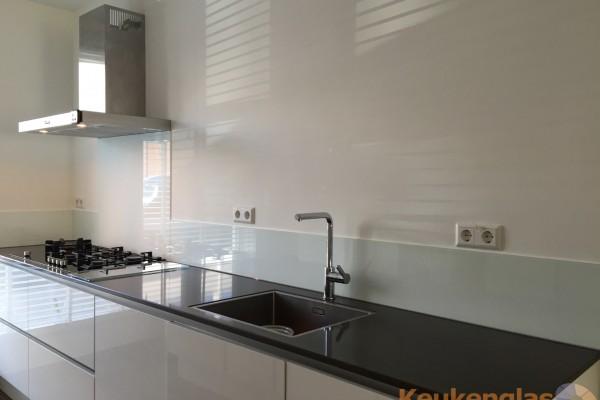 Keuken glaswand Rotterdam