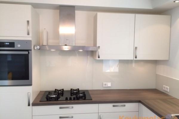Keuken achterwand Valkenswaard