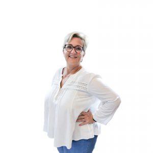 Lilian Kivits administratief medewerker Keukenglas